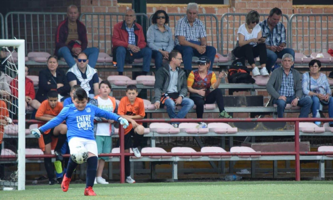 El balón echa a andar en el Torneo Naranja del Jarrero FC 13