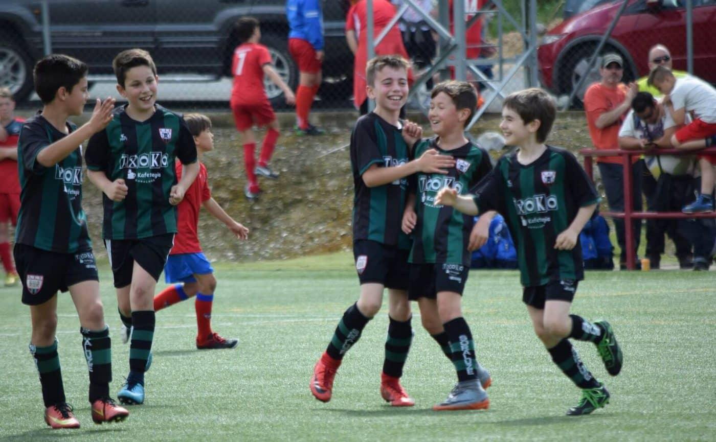 El balón echa a andar en el Torneo Naranja del Jarrero FC 14