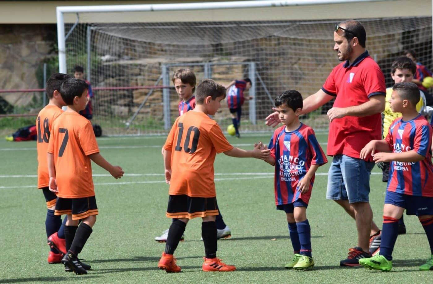 El balón echa a andar en el Torneo Naranja del Jarrero FC 16