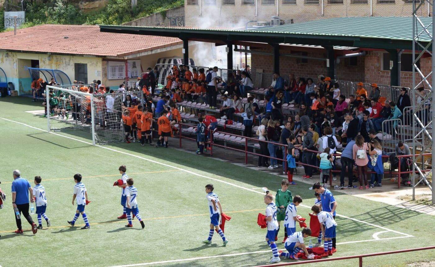 El balón echa a andar en el Torneo Naranja del Jarrero FC 17