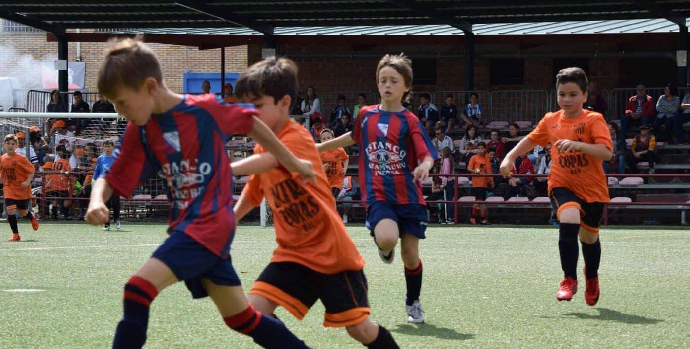 El balón echa a andar en el Torneo Naranja del Jarrero FC 3