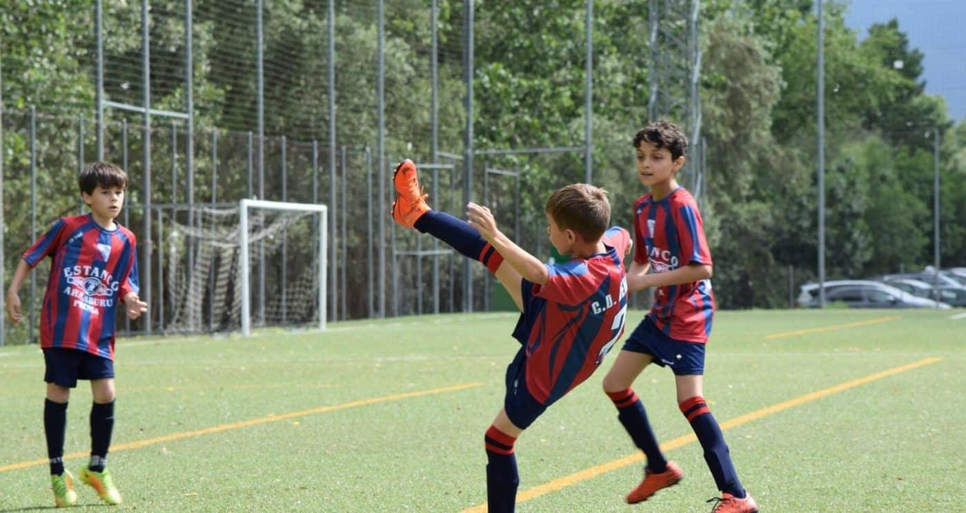 El balón echa a andar en el Torneo Naranja del Jarrero FC 4
