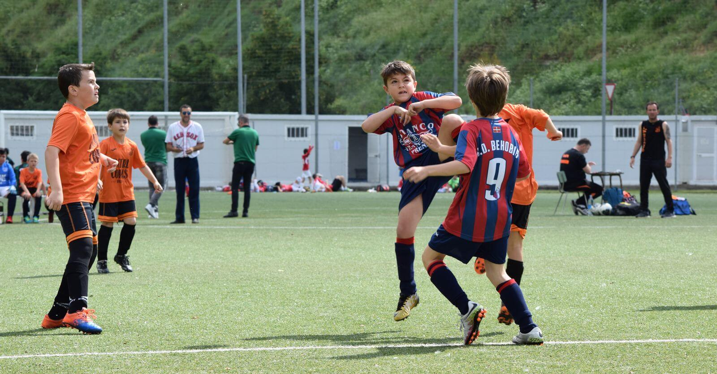 El balón echa a andar en el Torneo Naranja del Jarrero FC 5