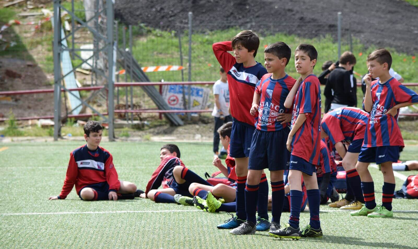 El balón echa a andar en el Torneo Naranja del Jarrero FC 6