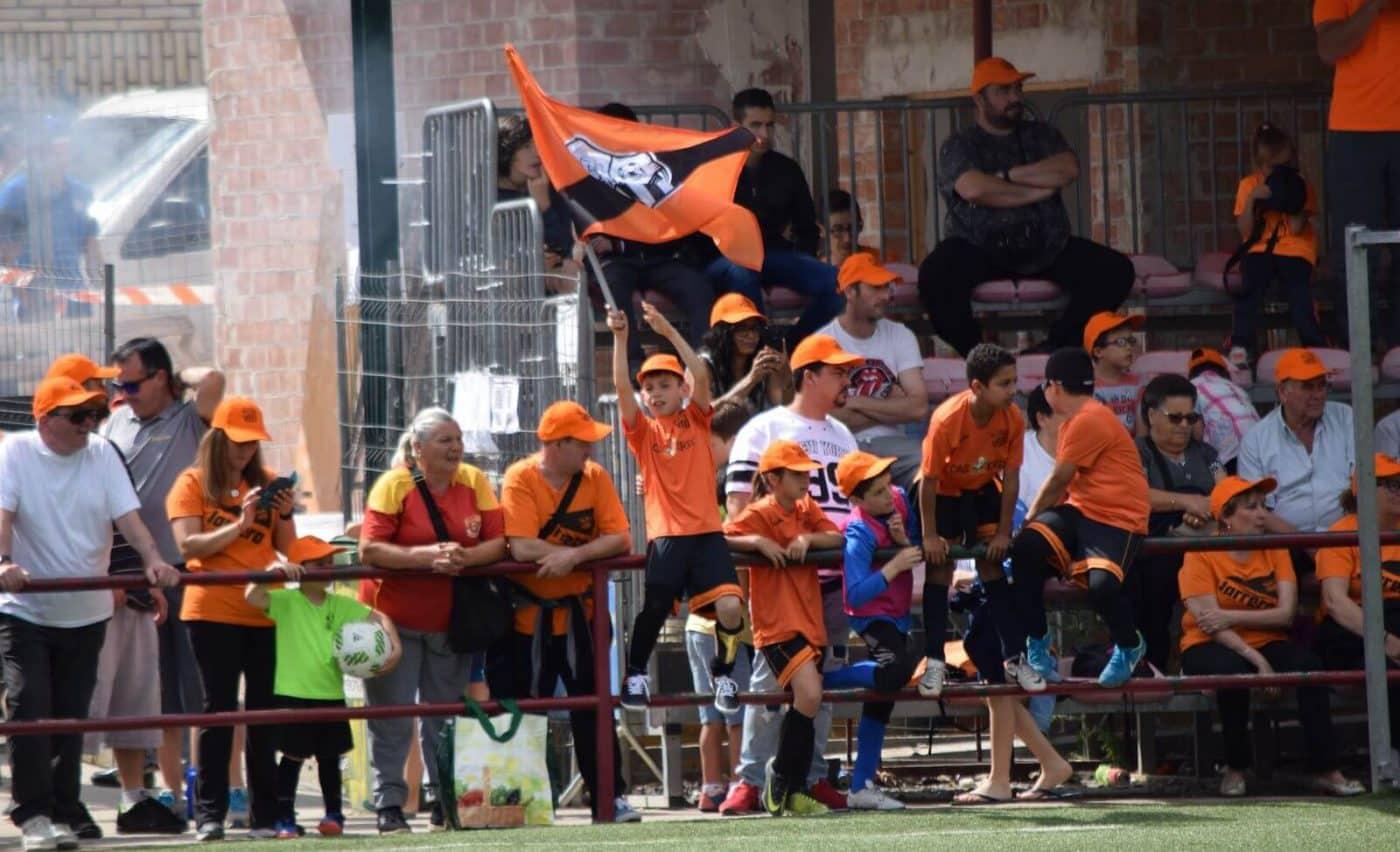 El balón echa a andar en el Torneo Naranja del Jarrero FC 8