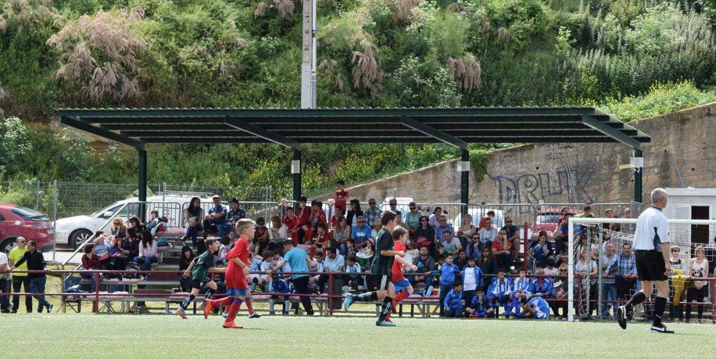 El balón echa a andar en el Torneo Naranja del Jarrero FC 9