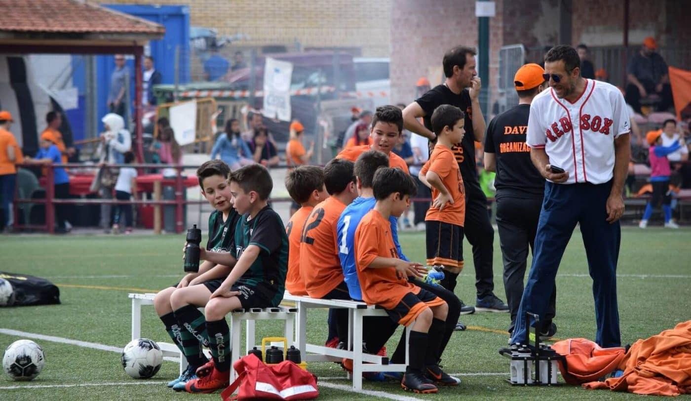 El balón echa a andar en el Torneo Naranja del Jarrero FC 10