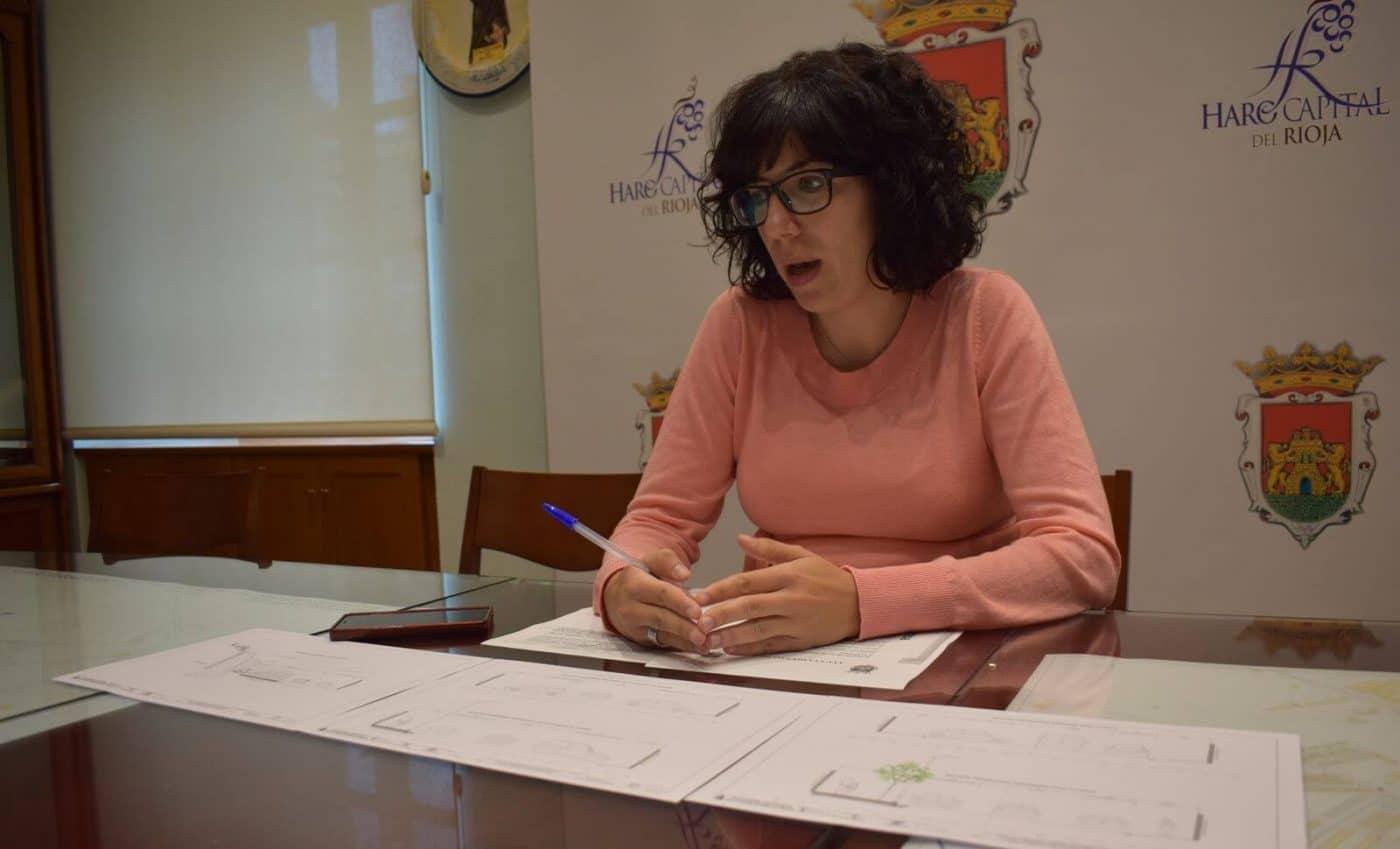 Haro destina parte del superávit a las adecuaciones de la avenida de La Rioja y de las calles Donantes de Sangre y Pilar Bajo 5
