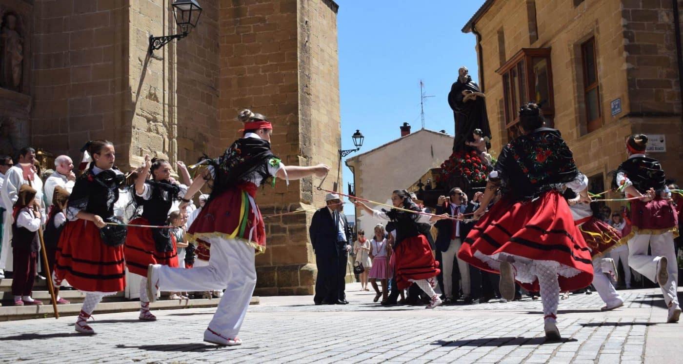 El programa de las Fiestas de San Juan, San Felices y San Pedro de Haro 2019 2