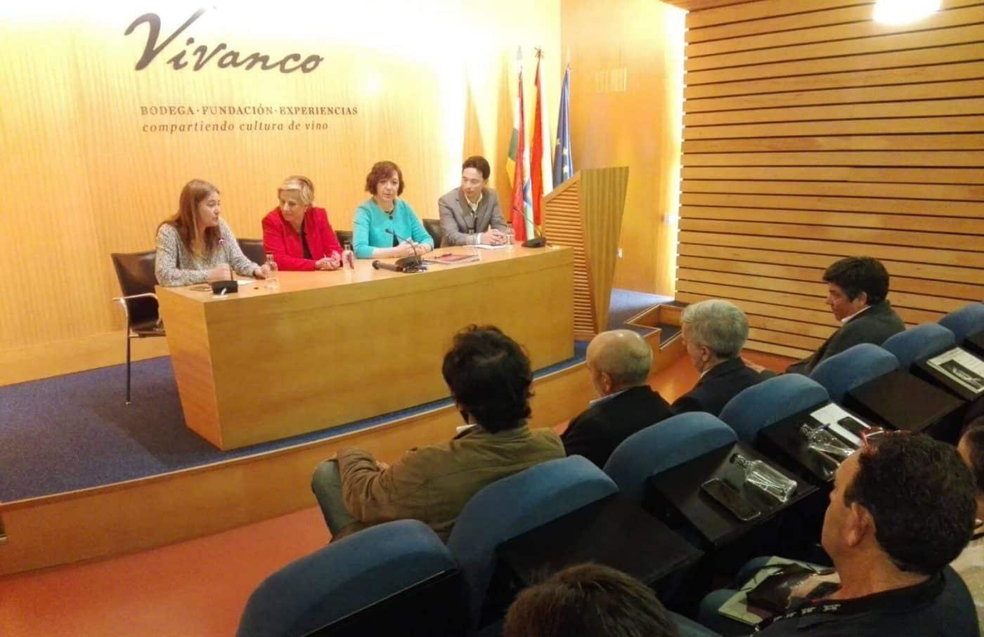 Haro y su comarca quieren ser en 2020 'Ciudad Europea del Vino' 1