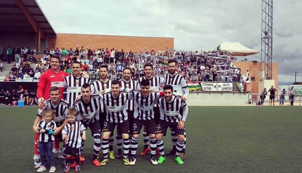 Javi Pérez dice adiós a media vida en el Haro Deportivo 2