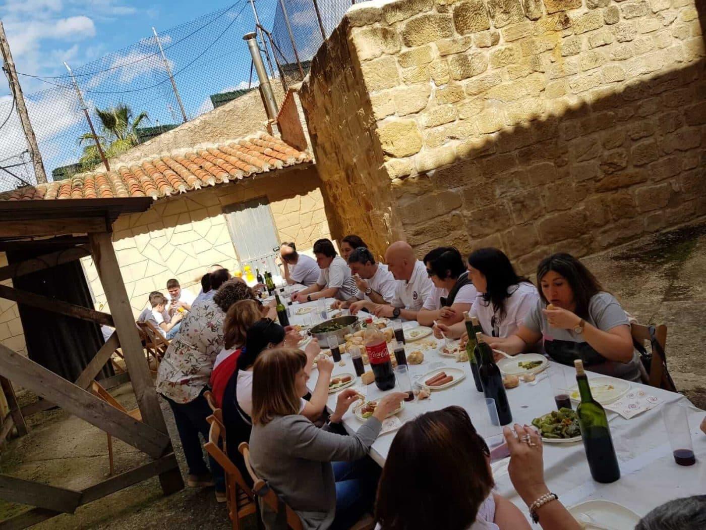 La fiesta de cumpleaños de la Agrupación de Cornetas y Tambores de Haro 14