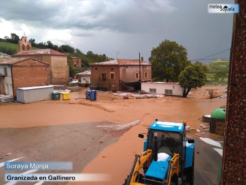 Junio arranca con más inestabilidad y previsión de lluvias y tormentas en La Rioja 4