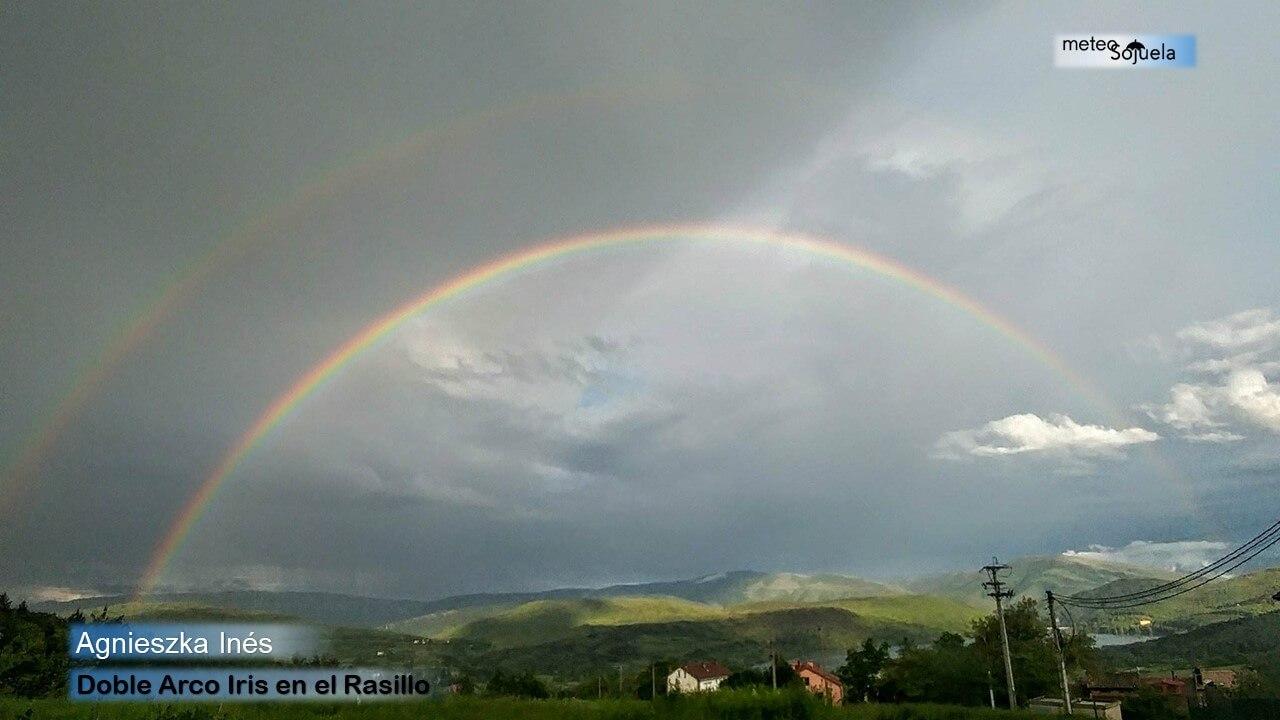 Junio arranca con más inestabilidad y previsión de lluvias y tormentas en La Rioja 5