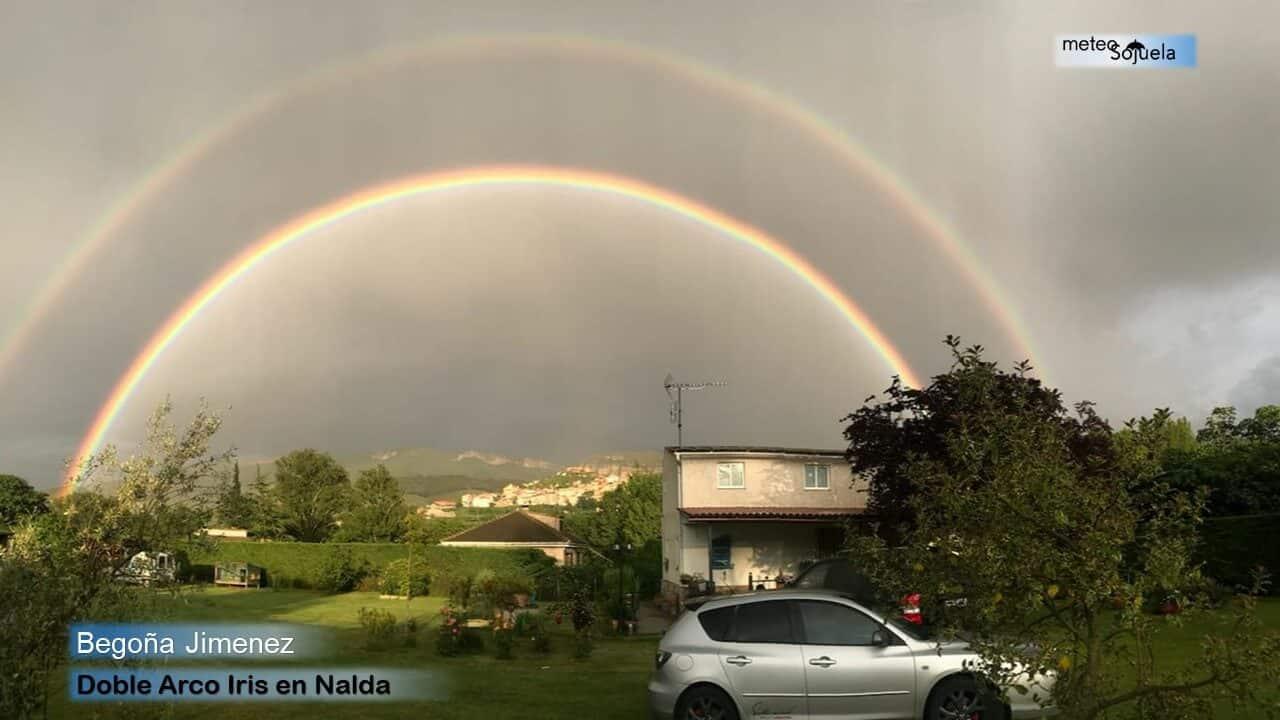 Junio arranca con más inestabilidad y previsión de lluvias y tormentas en La Rioja 7