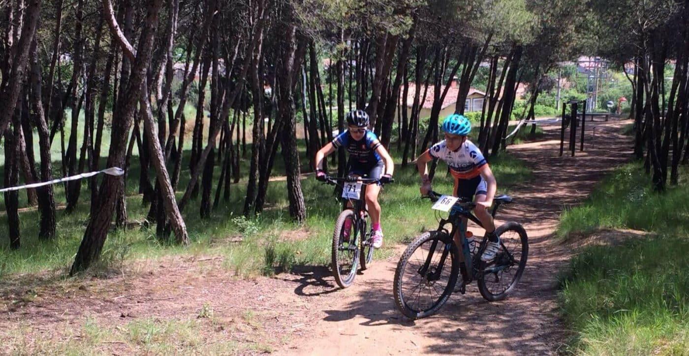 La jarrera María López finaliza segunda en la cuarta prueba de los Juegos Deportivos de BTT 3