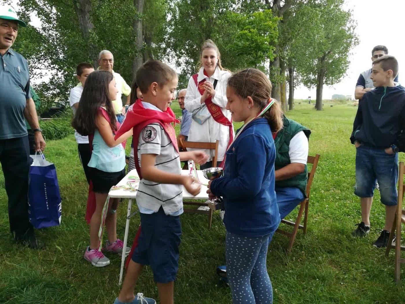 Las imágenes de la celebración del Memorial de Pesca Infantil 'José Labarga' 8