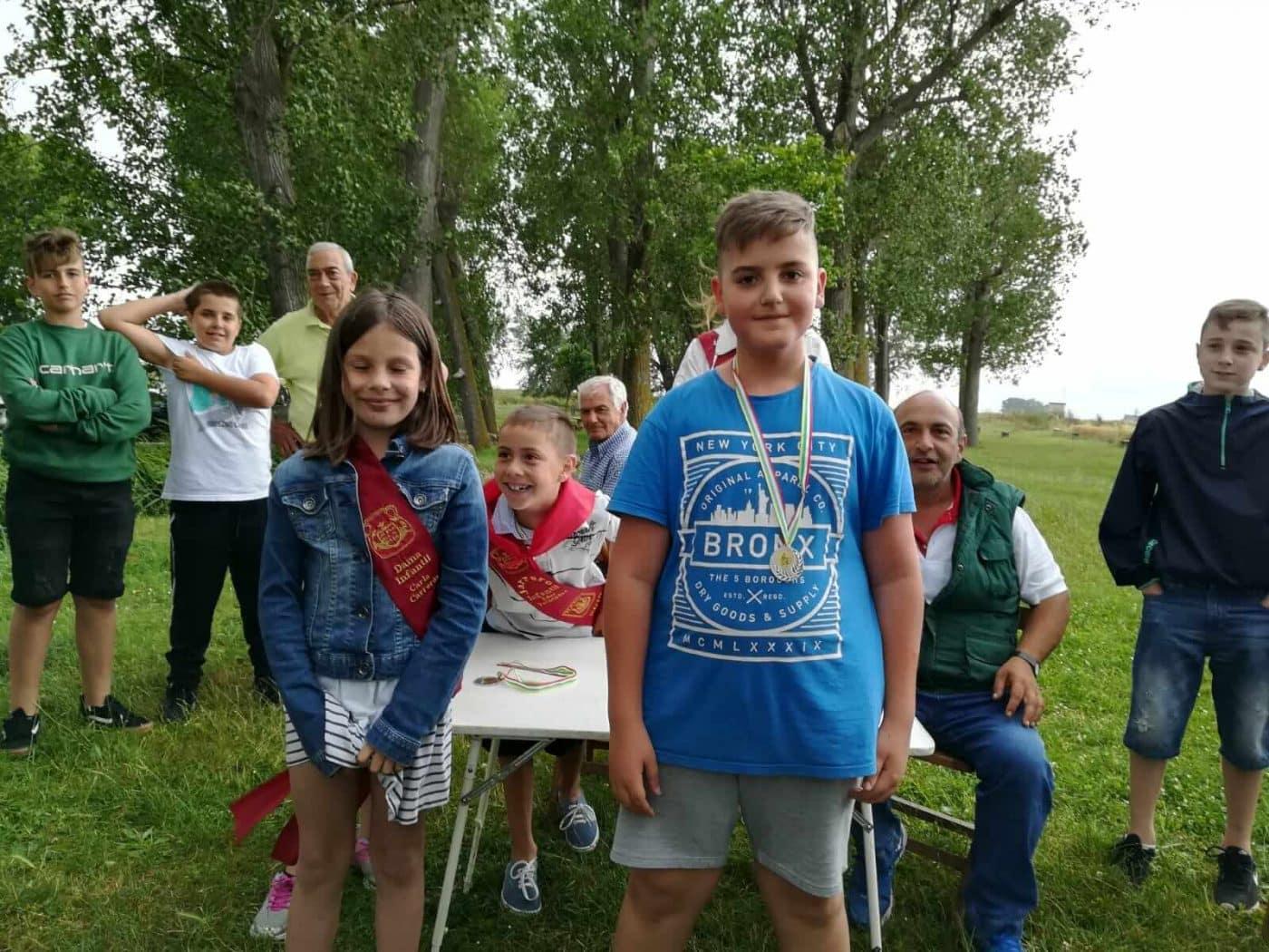Las imágenes de la celebración del Memorial de Pesca Infantil 'José Labarga' 3
