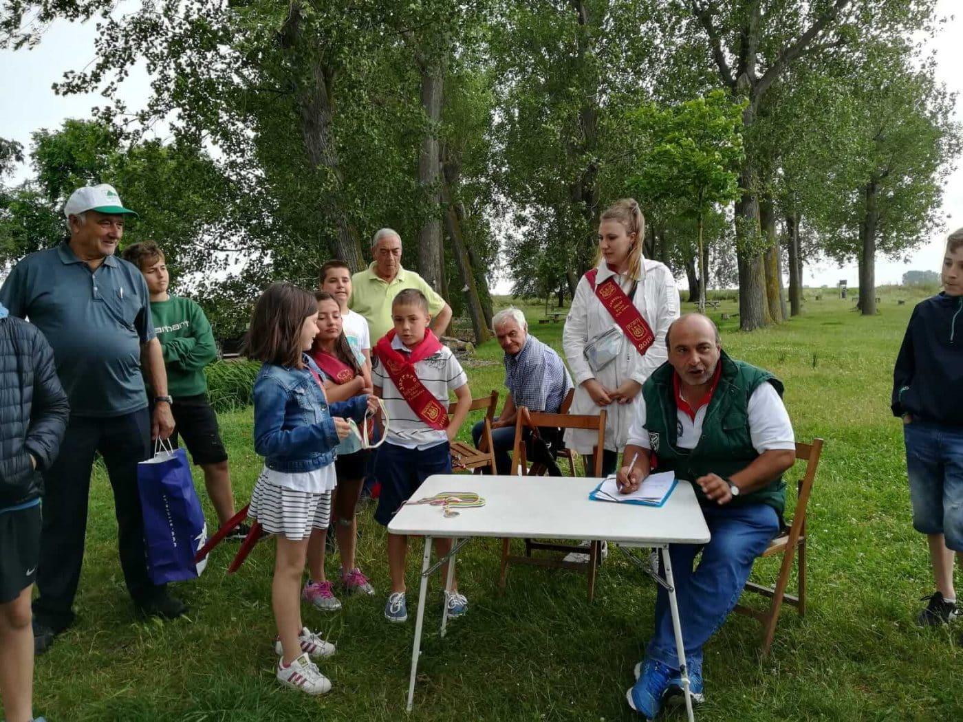 Las imágenes de la celebración del Memorial de Pesca Infantil 'José Labarga' 2