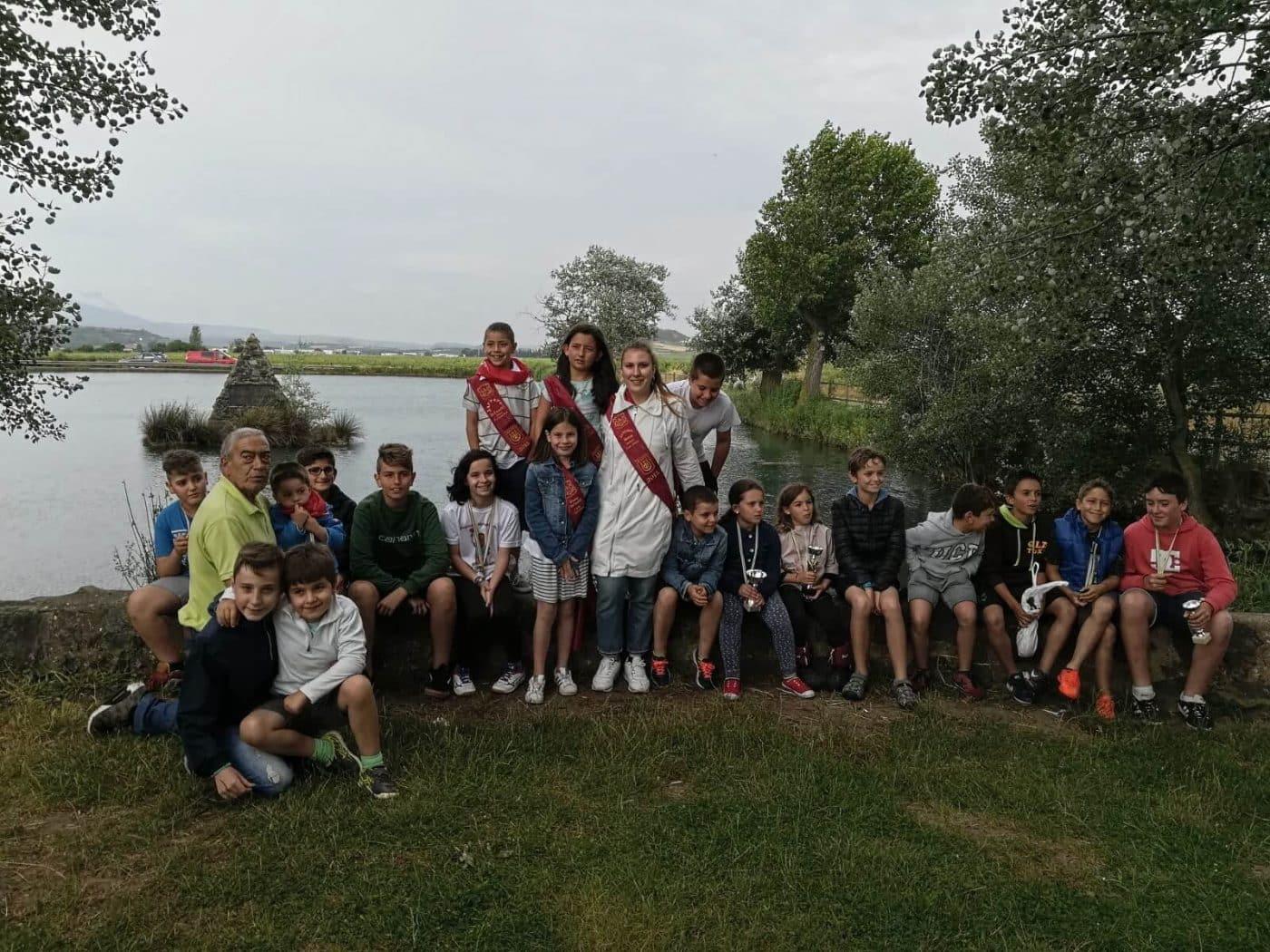 Las imágenes de la celebración del Memorial de Pesca Infantil 'José Labarga' 1