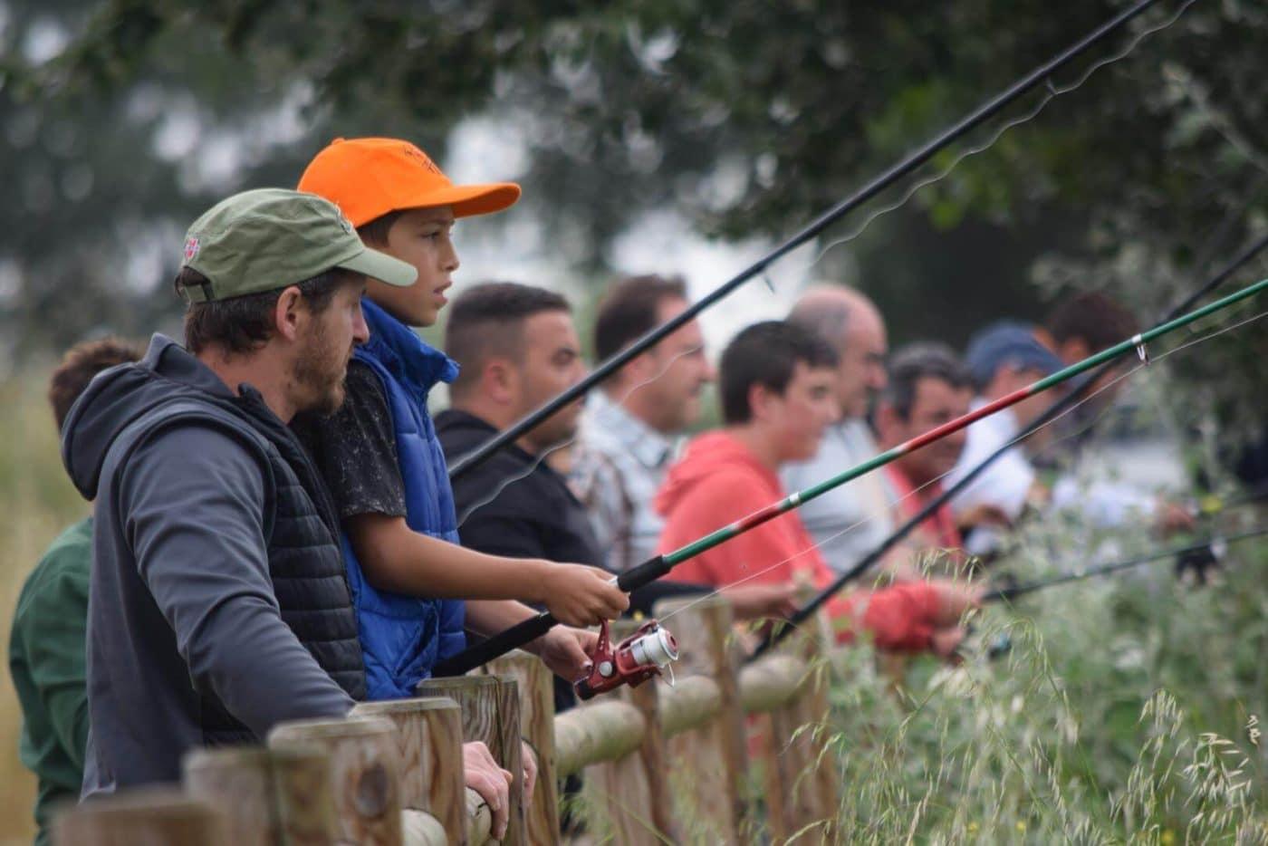 Las imágenes de la celebración del Memorial de Pesca Infantil 'José Labarga' 19