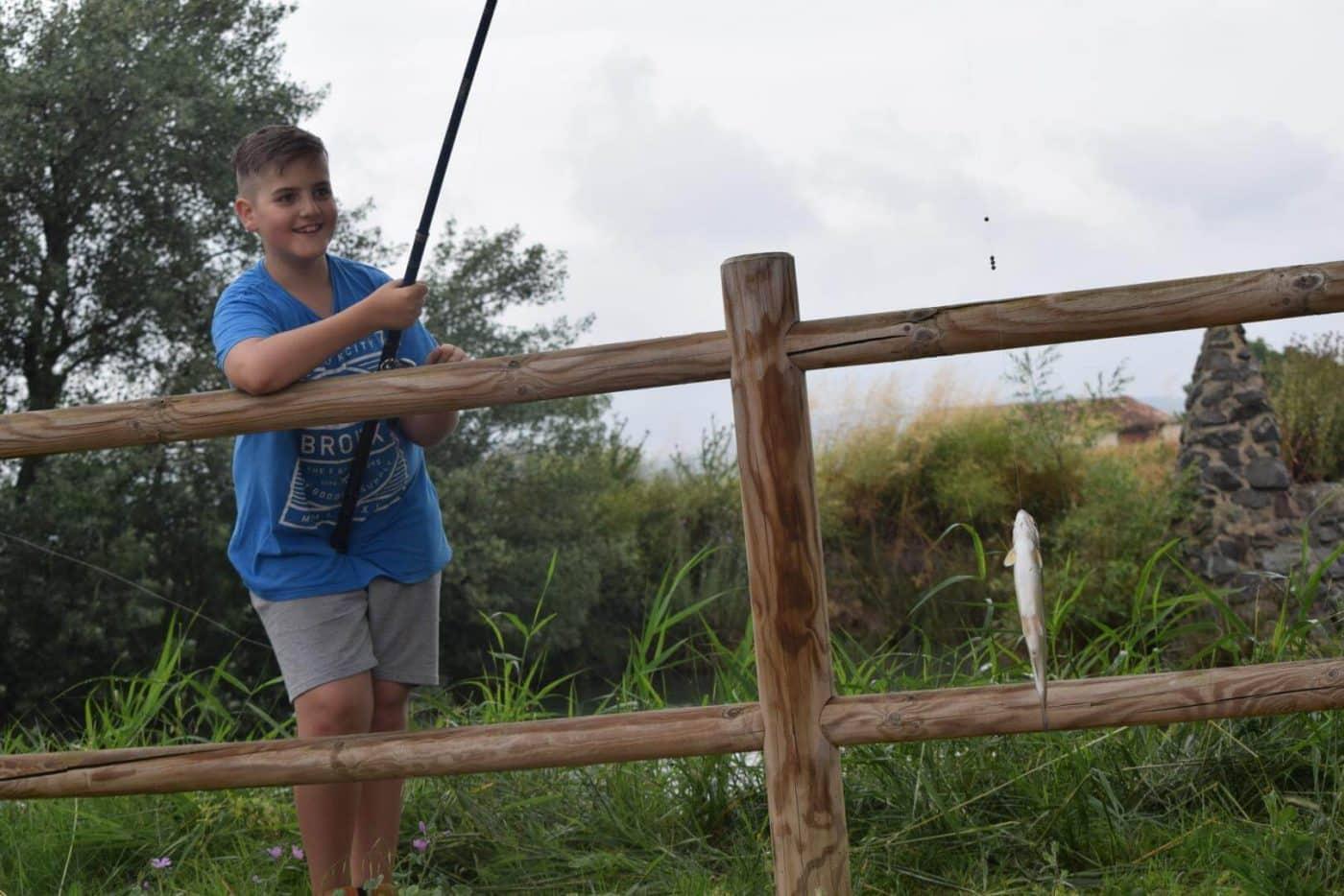 Las imágenes de la celebración del Memorial de Pesca Infantil 'José Labarga' 21
