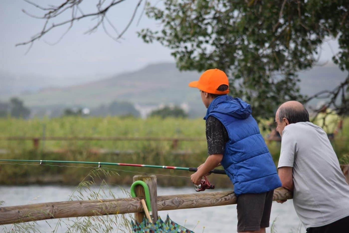 Las imágenes de la celebración del Memorial de Pesca Infantil 'José Labarga' 23