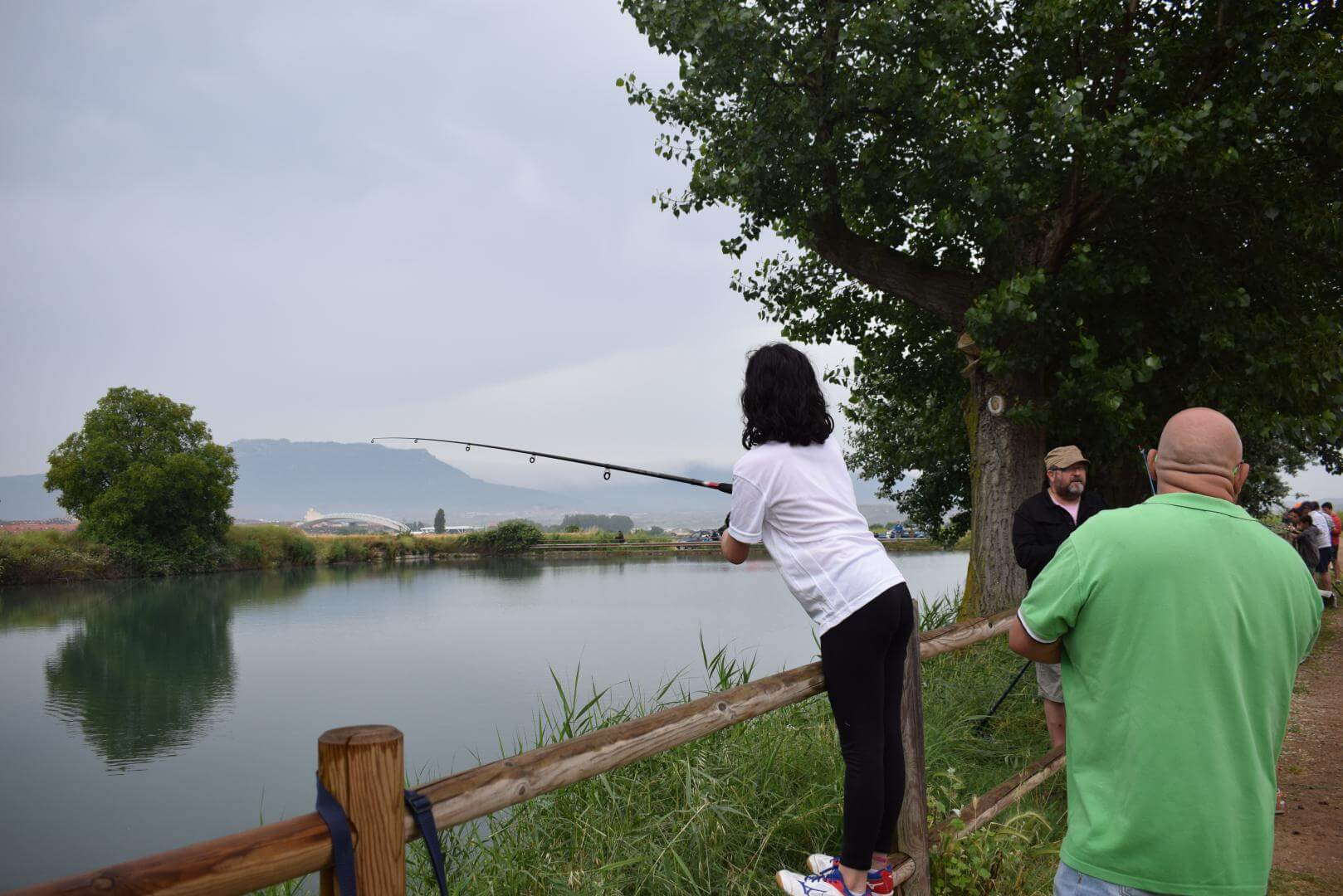 Las imágenes de la celebración del Memorial de Pesca Infantil 'José Labarga' 24