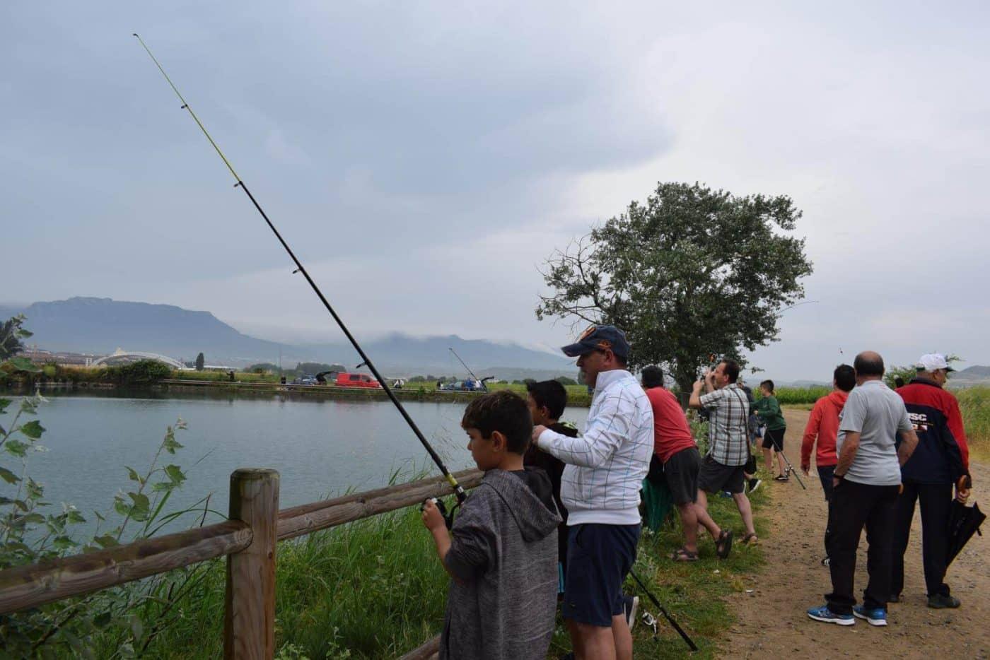 Las imágenes de la celebración del Memorial de Pesca Infantil 'José Labarga' 25