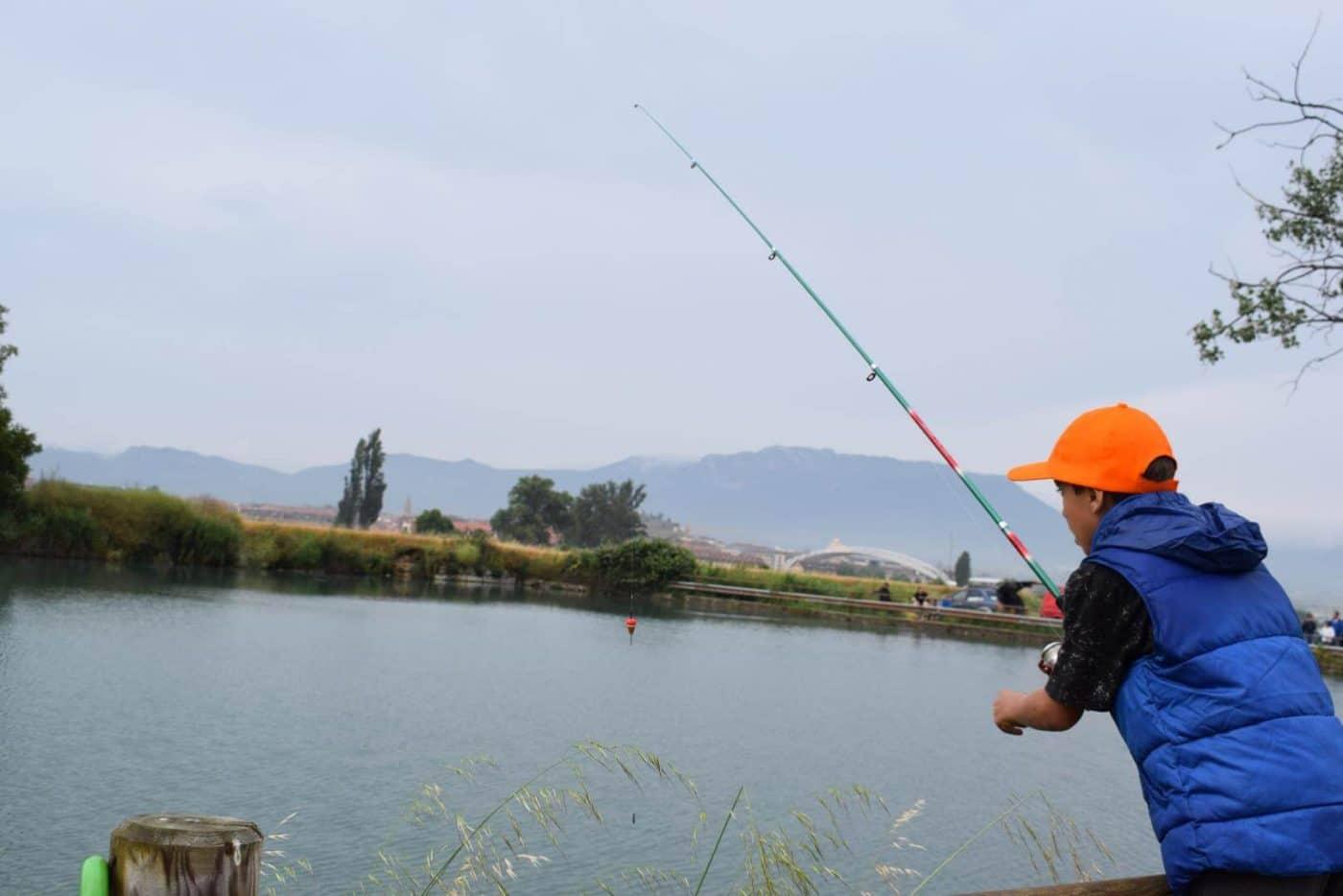 Las imágenes de la celebración del Memorial de Pesca Infantil 'José Labarga' 26