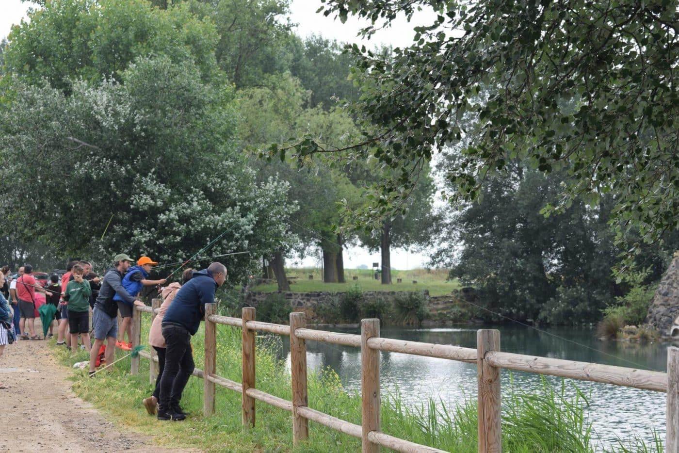 Las imágenes de la celebración del Memorial de Pesca Infantil 'José Labarga' 27