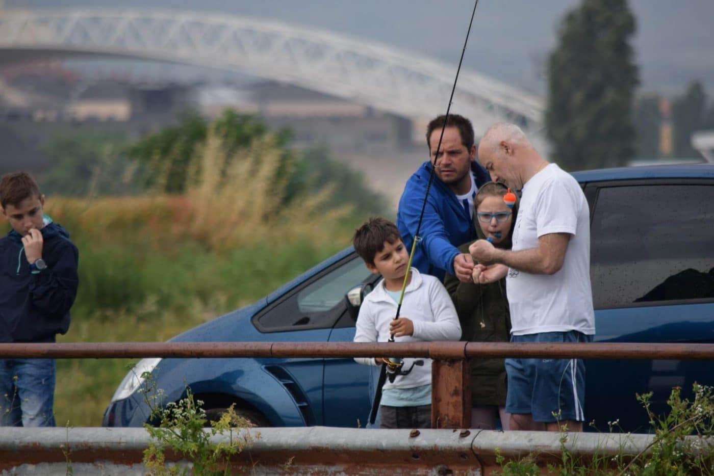 Las imágenes de la celebración del Memorial de Pesca Infantil 'José Labarga' 28