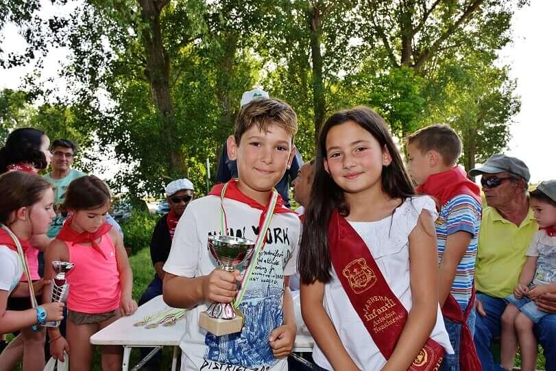 Las imágenes de la celebración del Memorial de Pesca Infantil 'José Labarga' 18