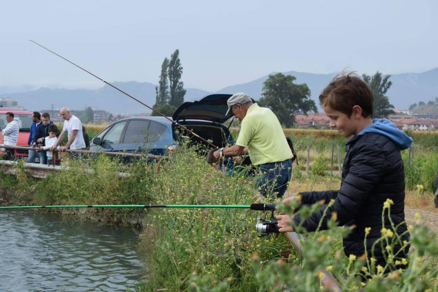 Las imágenes de la celebración del Memorial de Pesca Infantil 'José Labarga' 31