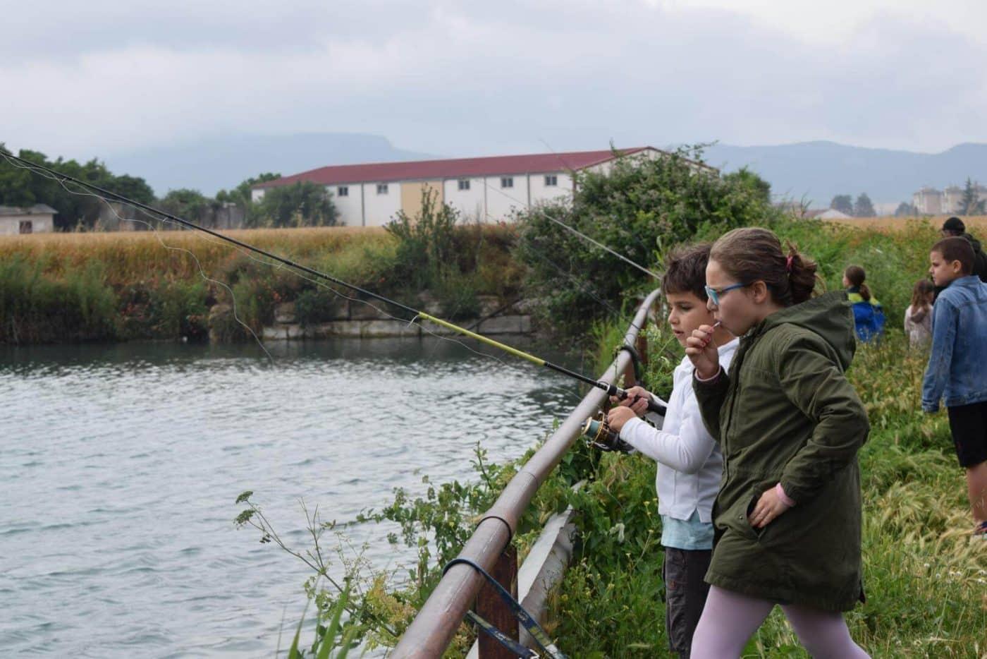 Las imágenes de la celebración del Memorial de Pesca Infantil 'José Labarga' 33