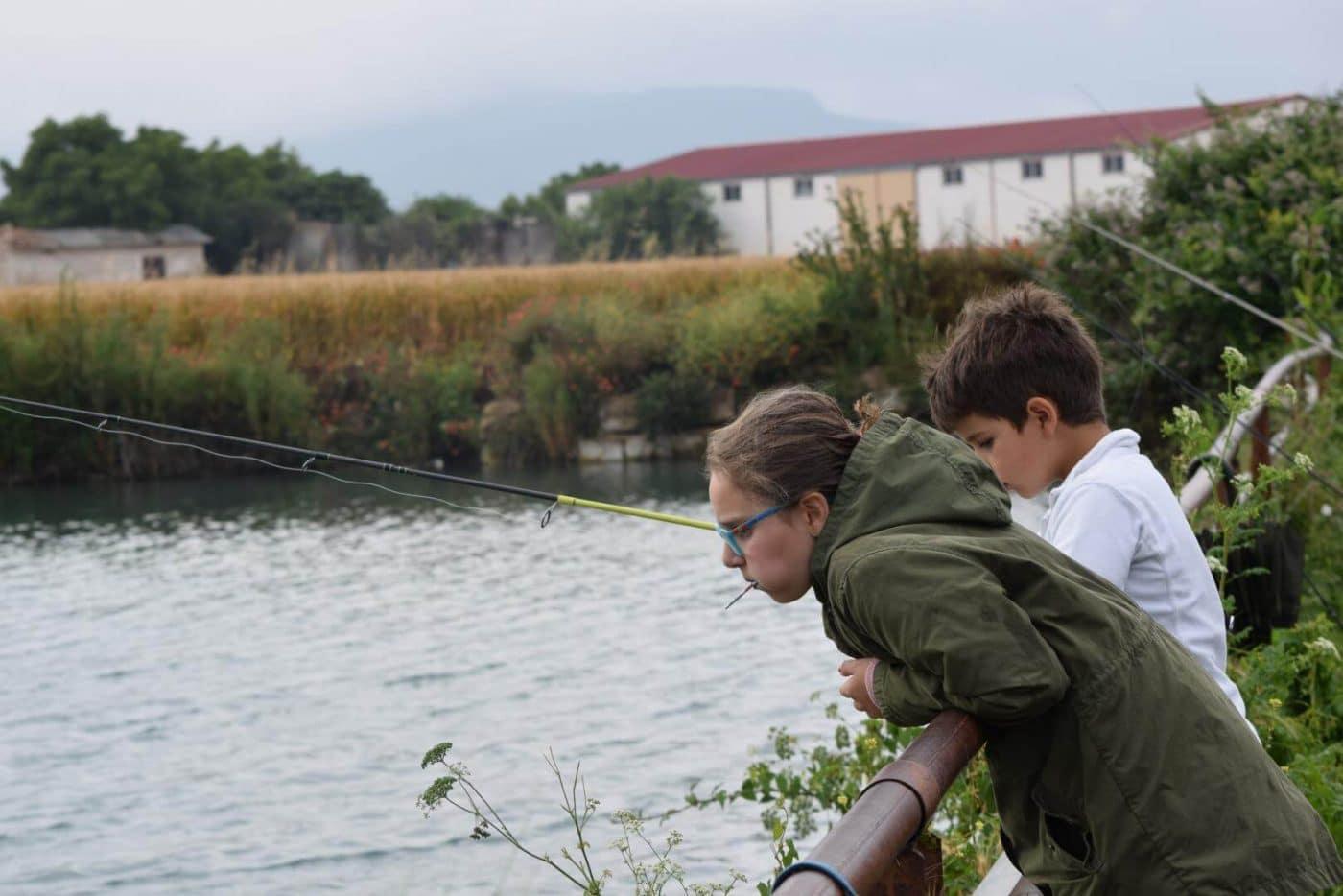 Las imágenes de la celebración del Memorial de Pesca Infantil 'José Labarga' 34