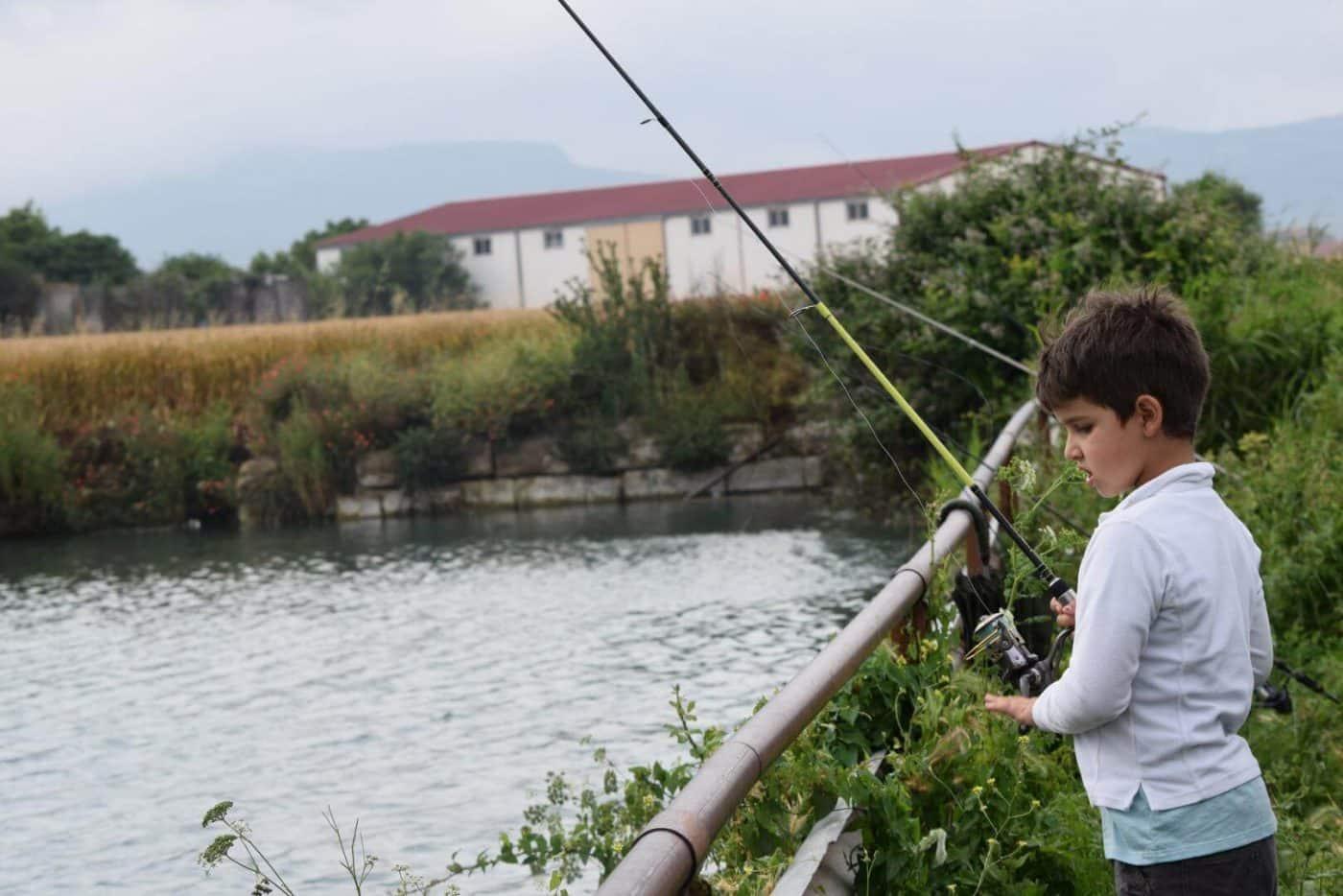 Las imágenes de la celebración del Memorial de Pesca Infantil 'José Labarga' 35