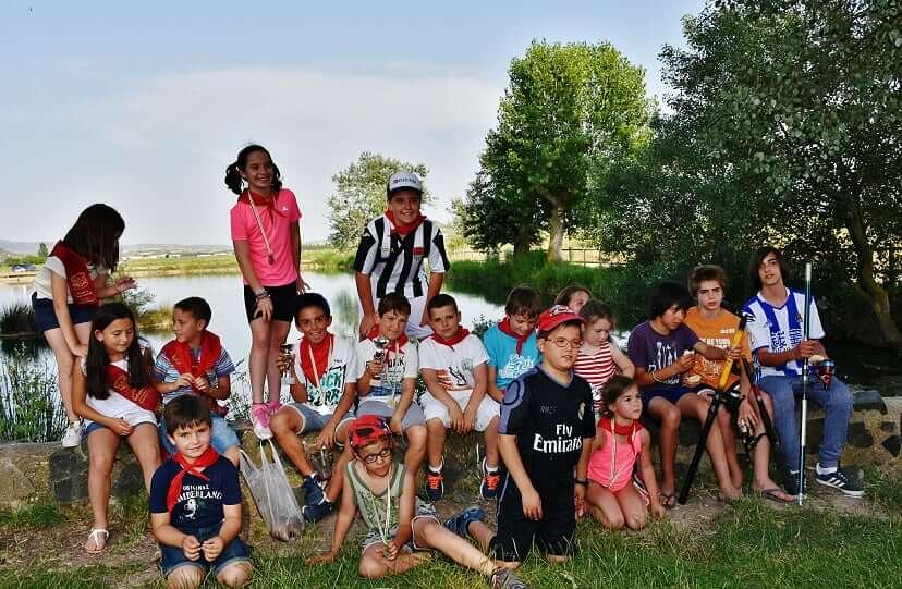 Las imágenes de la celebración del Memorial de Pesca Infantil 'José Labarga' 10