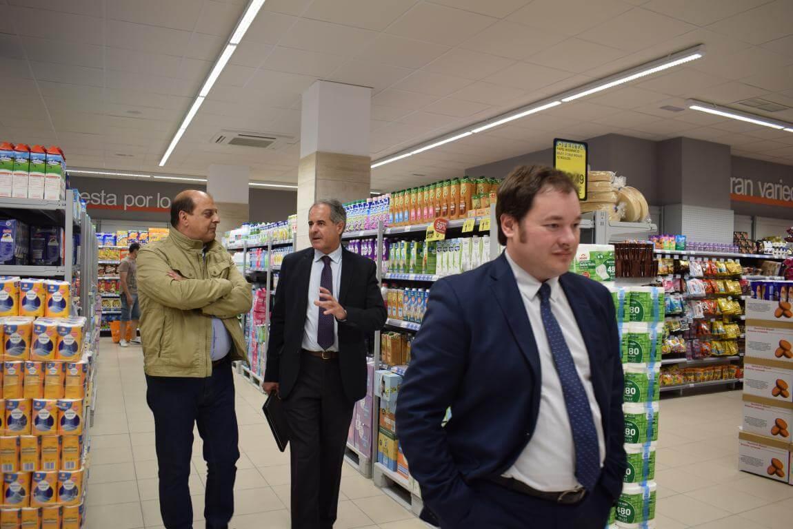 Lupa inaugura su nuevo supermercado en Haro 10