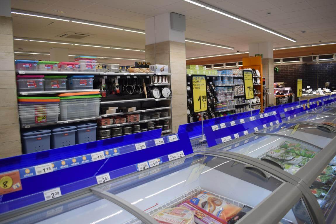 Lupa inaugura su nuevo supermercado en Haro 11