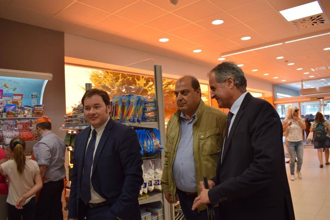 Lupa inaugura su nuevo supermercado en Haro 3