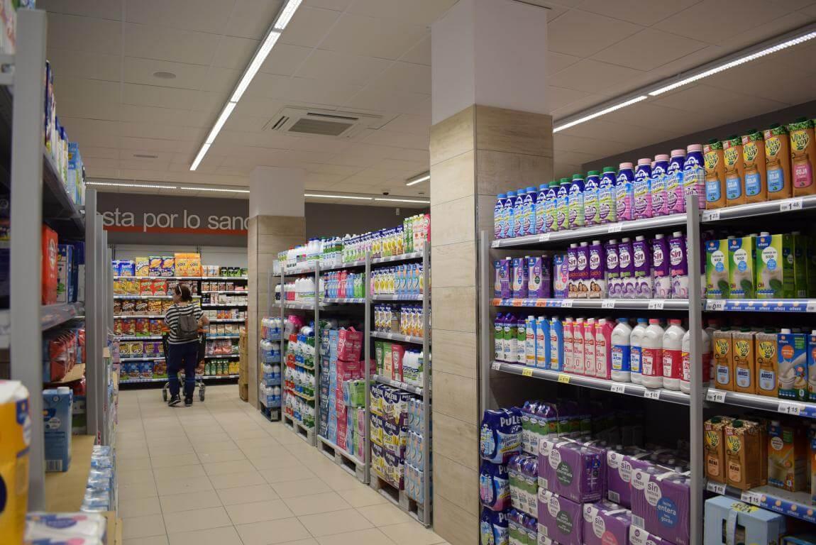 Lupa inaugura su nuevo supermercado en Haro 7