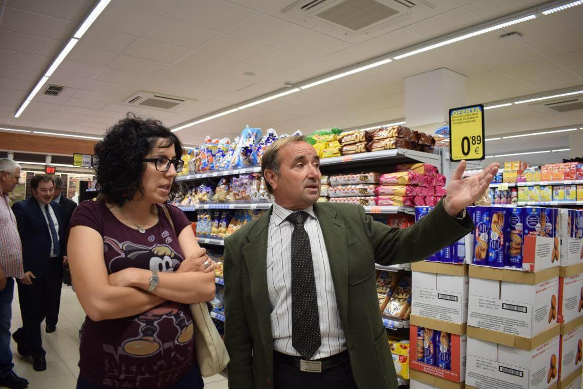 Lupa inaugura su nuevo supermercado en Haro 8