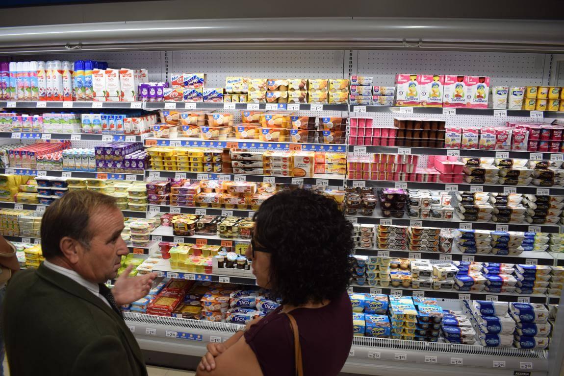 Lupa inaugura su nuevo supermercado en Haro 9