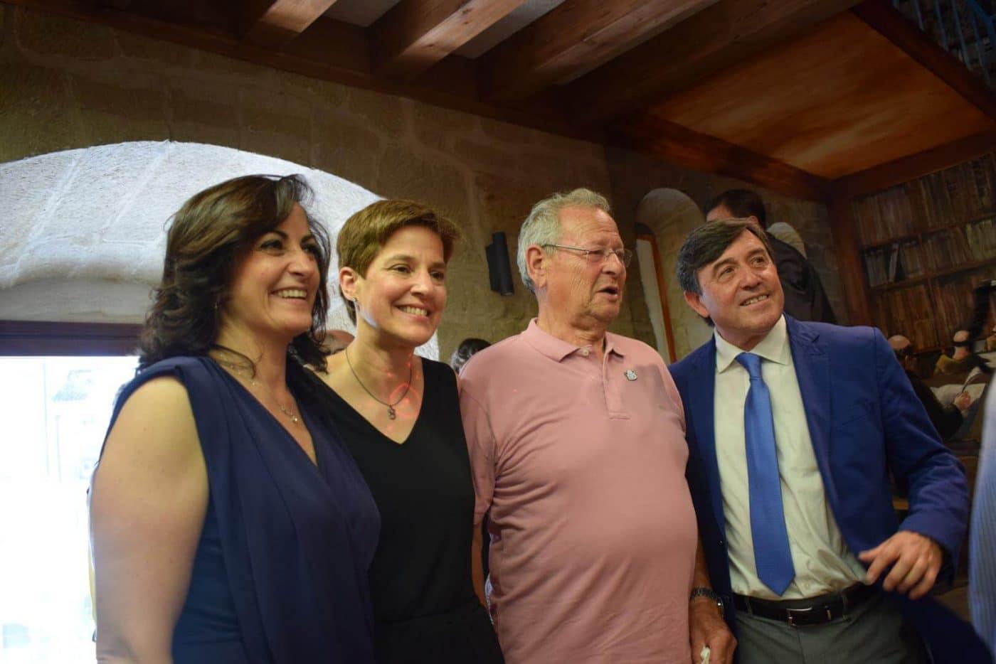 María Vargas, primera mujer en recibir el Premio Jarrerismo 12