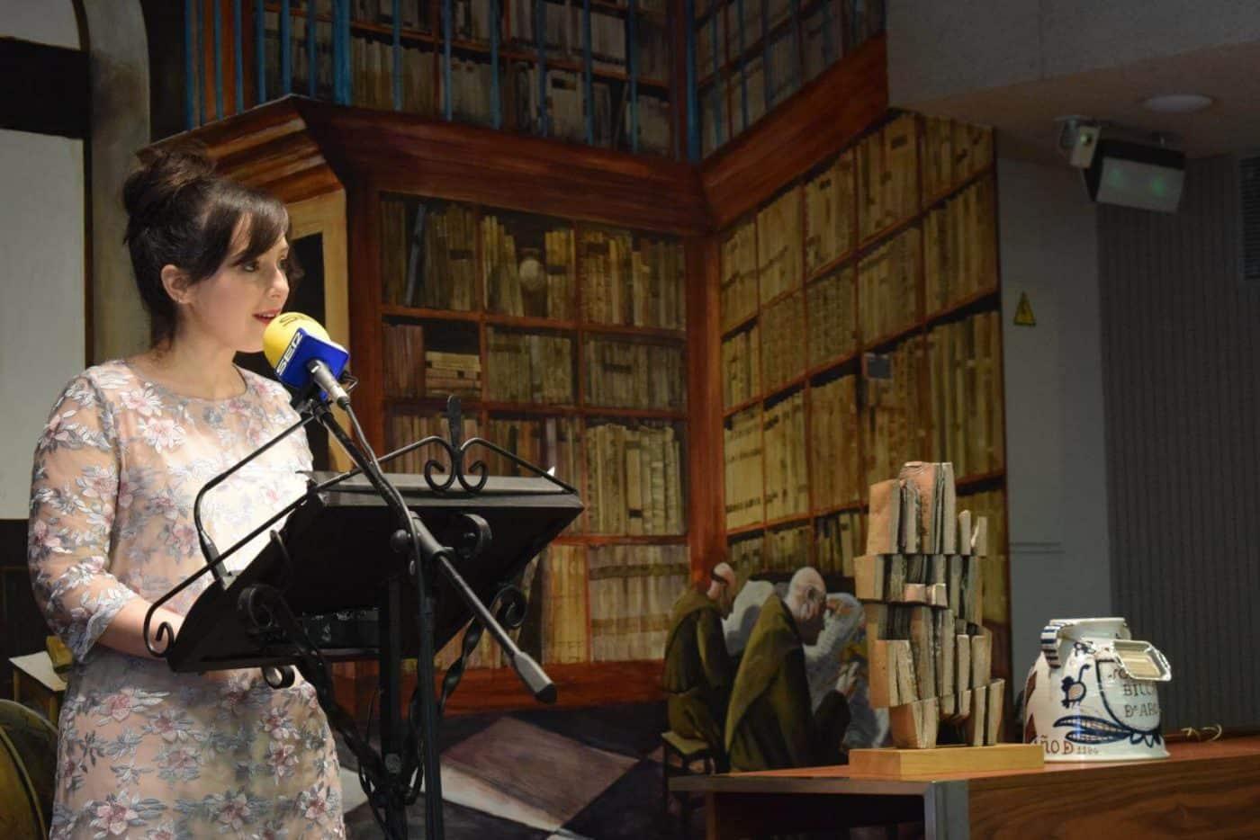 María Vargas, primera mujer en recibir el Premio Jarrerismo 3