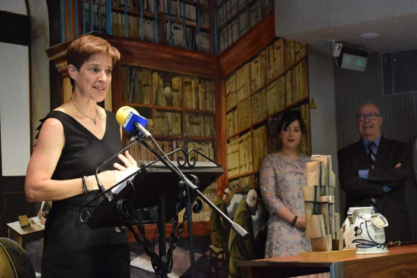 María Vargas, primera mujer en recibir el Premio Jarrerismo 6