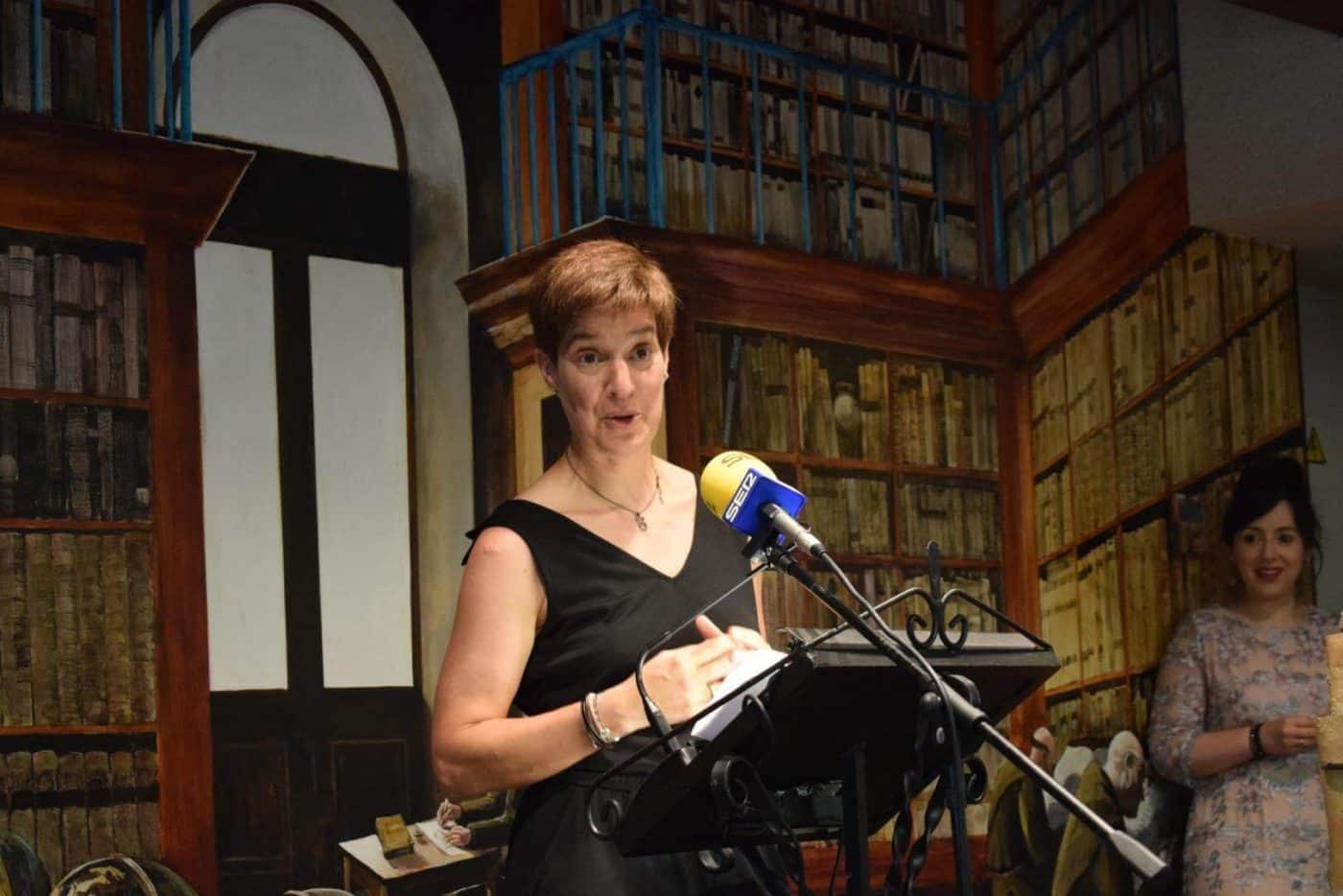 María Vargas, primera mujer en recibir el Premio Jarrerismo 7
