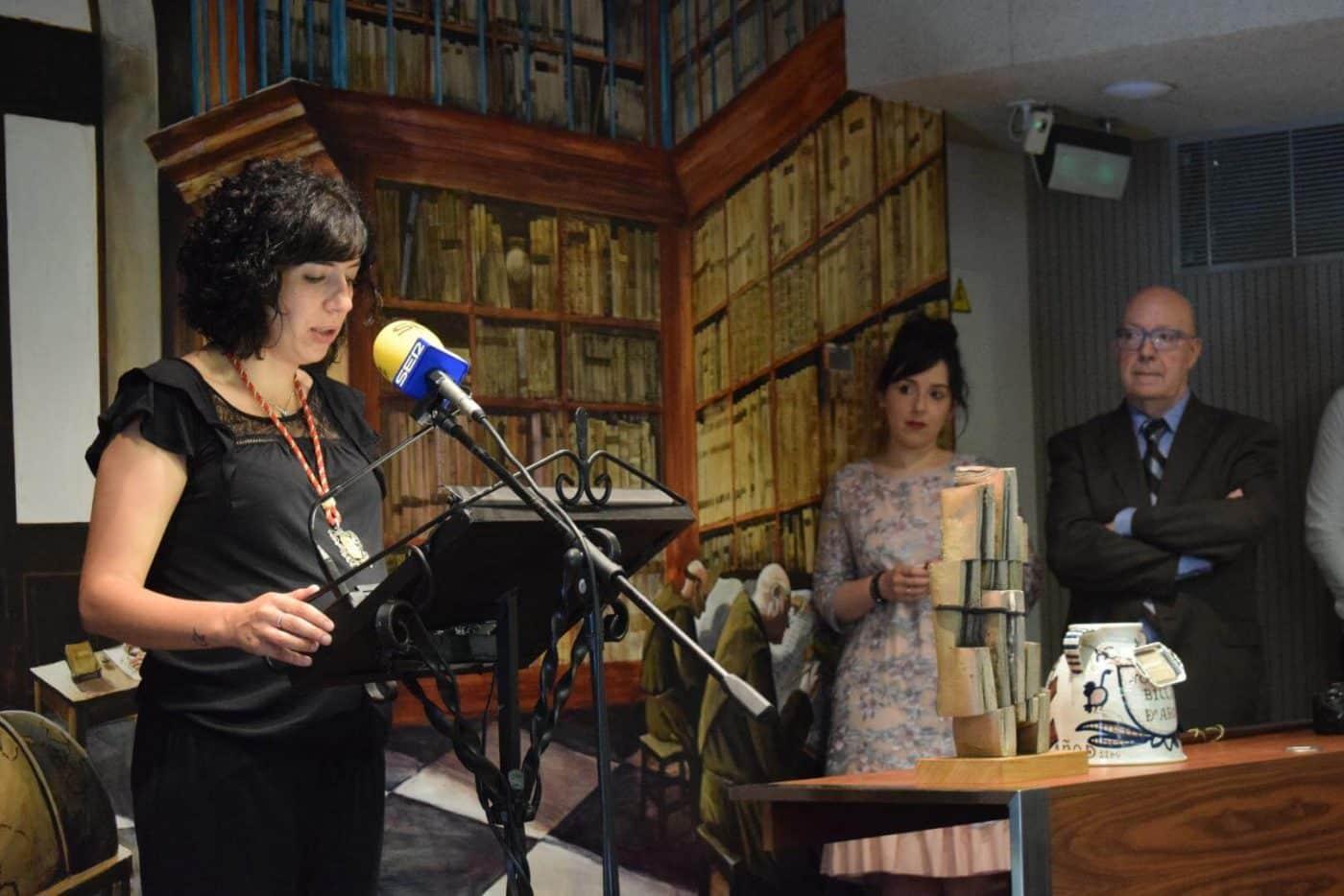 María Vargas, primera mujer en recibir el Premio Jarrerismo 9