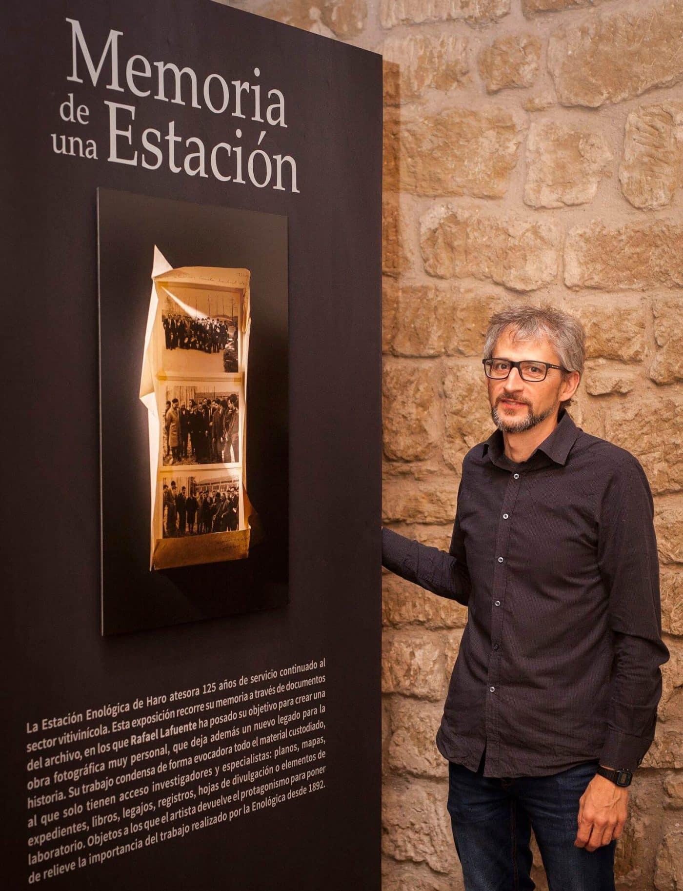 'Memoria de una Estación', un nuevo legado para la historia del vino en La Rioja 3